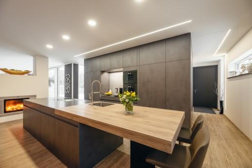 Design Küche Beton