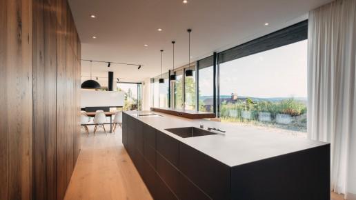 Küche next125 Eiche