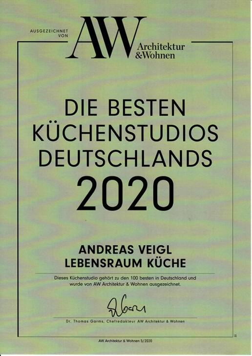 Beste Küchenstudios 2020